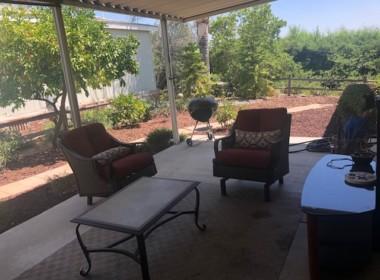 #307 patio